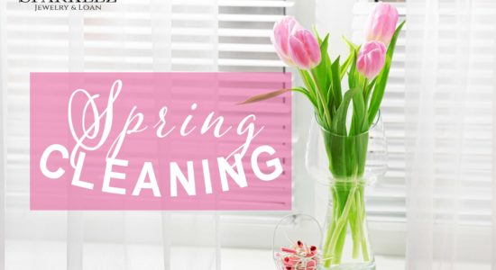 Spring Cleaning: You Might Just Find that Hidden Treasure