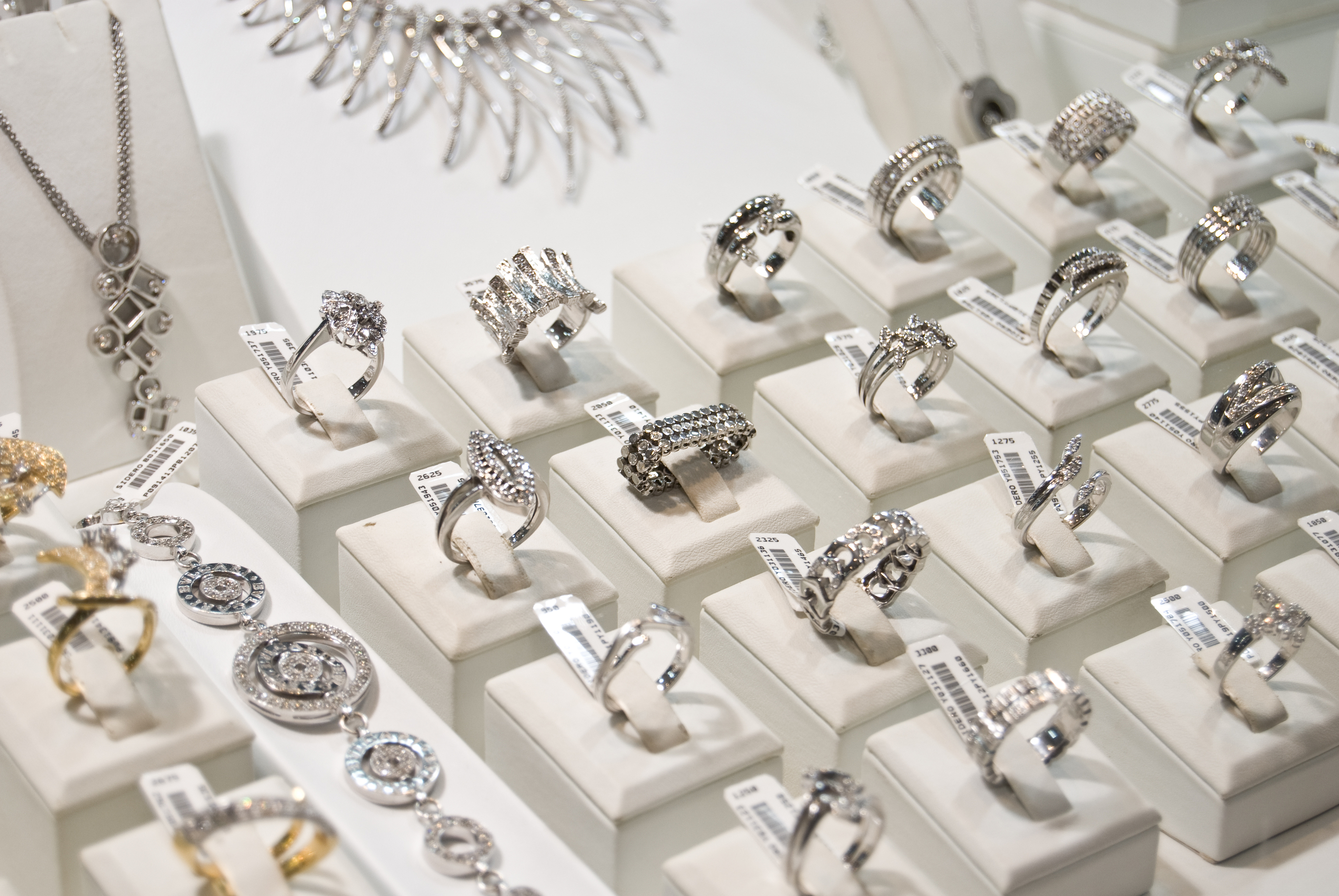 Caring for & Cleaning your Jewelry, the Smart Way