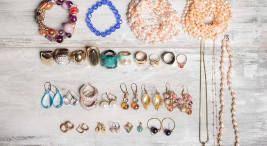 Creative Ways to Organize your Jewelry